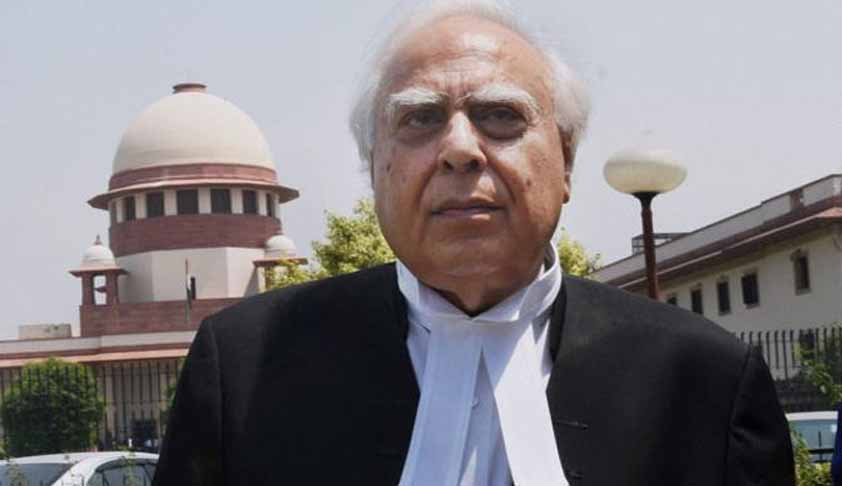 Kapil Sibbal to appear for CBI Inquiry of NEET PG case of Dr Anand Rai