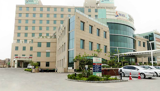 Max Hospital resumed its operations after getting stay on licence cancellation from 'appellate authority'