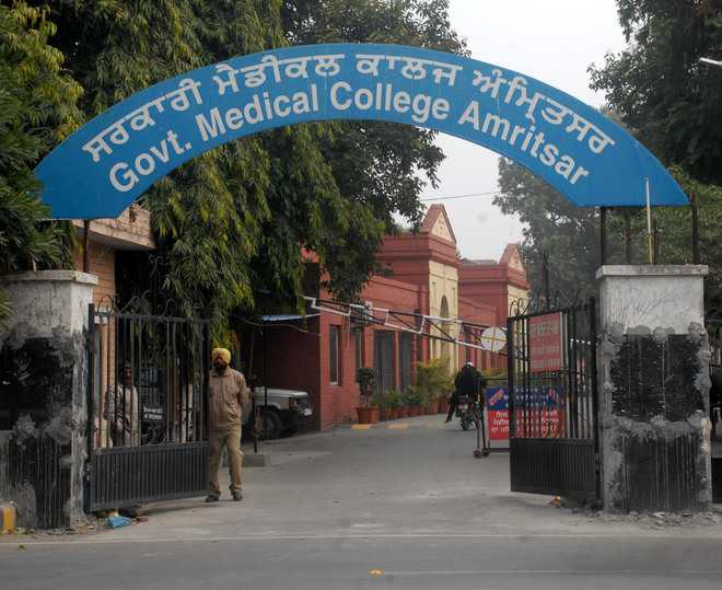 Government Medical College, Amritsar